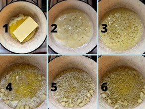 How to Make Garlic Ghee (Clarified Butter) and Why!