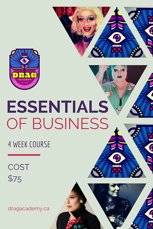 Essentials of Business