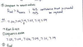 Week 3: Instrumental Analysis