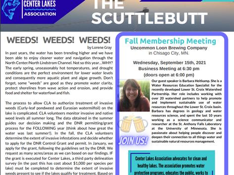The Scuttlebutt - Fall 2021