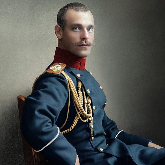 Вел.князь Михаил Александрович