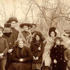 фото из архива внучатой племянницы Е.Бантле