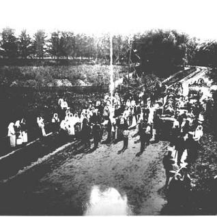 станция Брасово отправка на фронт 1914 г