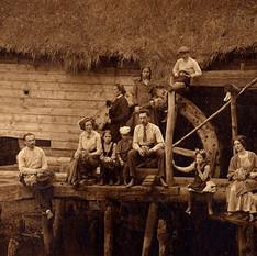Фото из архива внучатой племянницы Е.Бантле, вероятно Алтухово