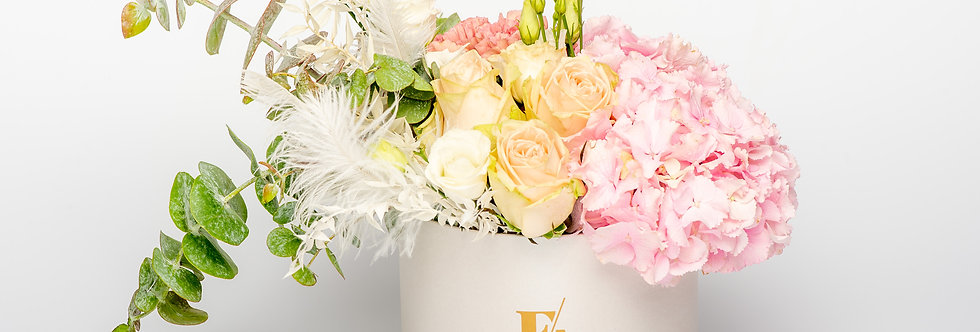 FLOWER BOX BEL - FLOWERART MIX