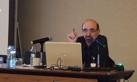 Donald Resnick Discussing MSK MRI at Imaging in Prague 2019