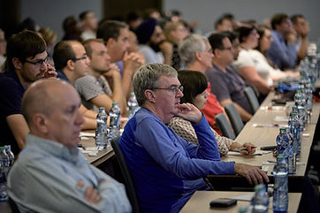 Imaging in Prague 2019 Audience