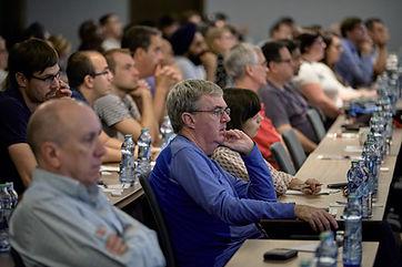 Imaging in Prague 2019 Audience