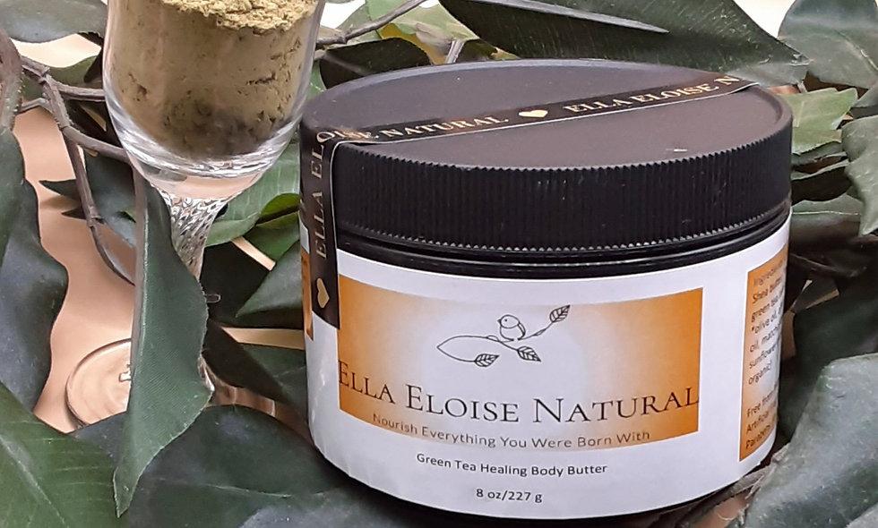 Green Tea Healing Body Butter