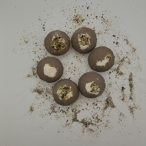 Hot Chocolate- 4 oz Bath Bomb