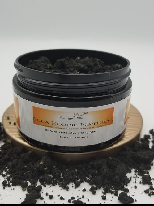 Be Well Detoxifying Clay Mask