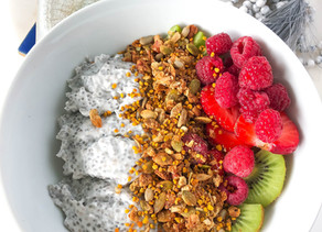 The Best Chia Pudding