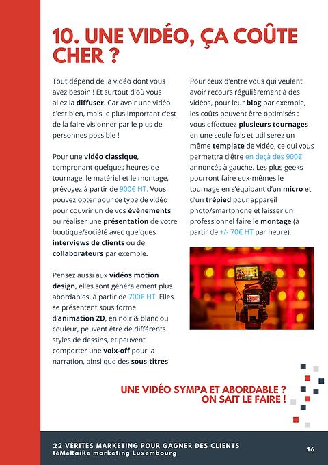 22 Verites Marketing Pour Gagner Des Clients Livre Blanc