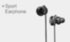 VEENAX Pogo Sport Erphone