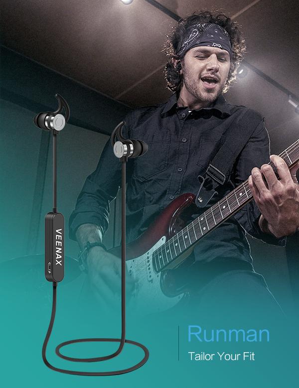 VEENAX Runman Bluetooth Speaker