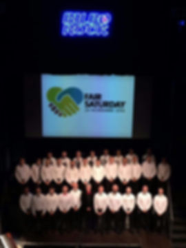 Coro de Hombre Gays de Madrid. Bilbao. Jose Mena Polo/ Director