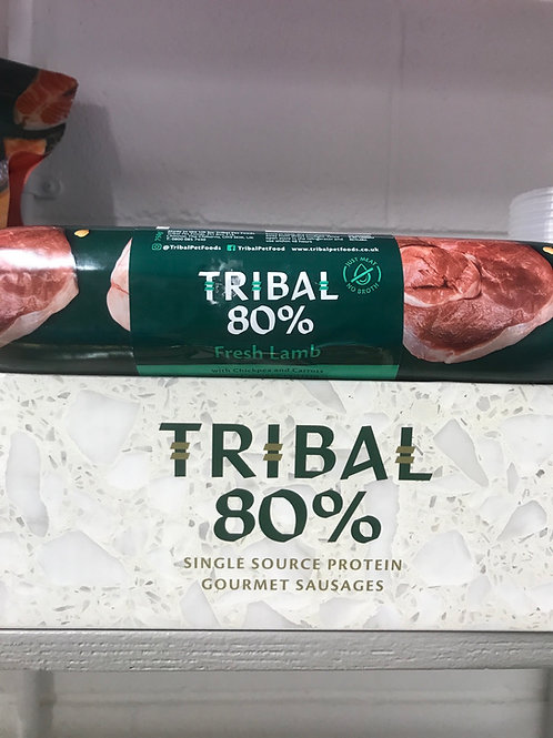 Tribal gourmet sausages 750g