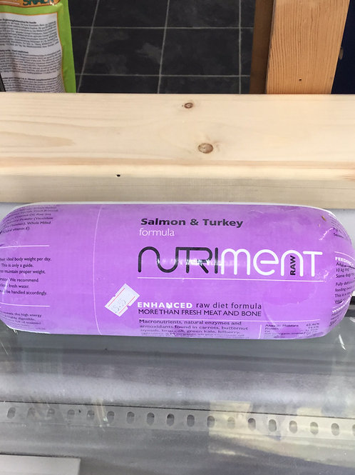 Nutriment Salmon and Turkey Formula 1.4KG