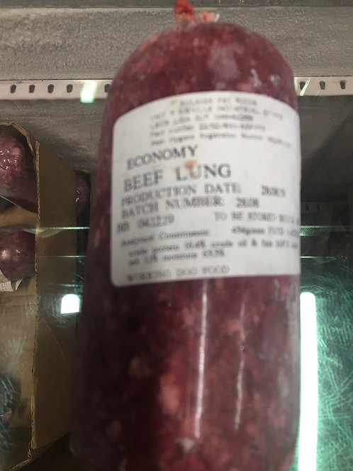 Bulmers Economy Beef Lung 20x454g no bone