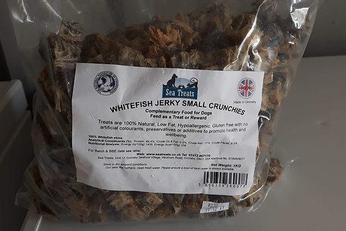 Whitefish Small Crunchies 1KG
