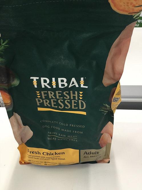 Tribal complete cold pressed fresh chicken 2.5kg
