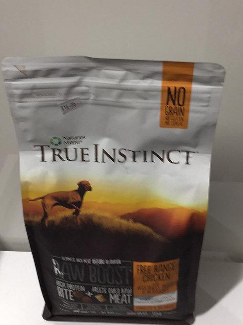 Natures Menu True Instinct Raw Boost Free Range Chicken Complete Meal 1.5KG
