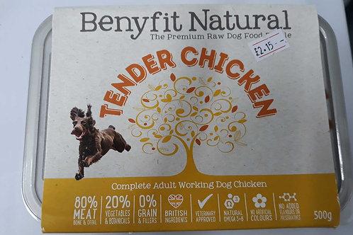 Benyfit Natural Tender Chicken 500g