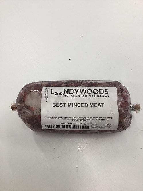 Landywoods best minced beef (no bone)