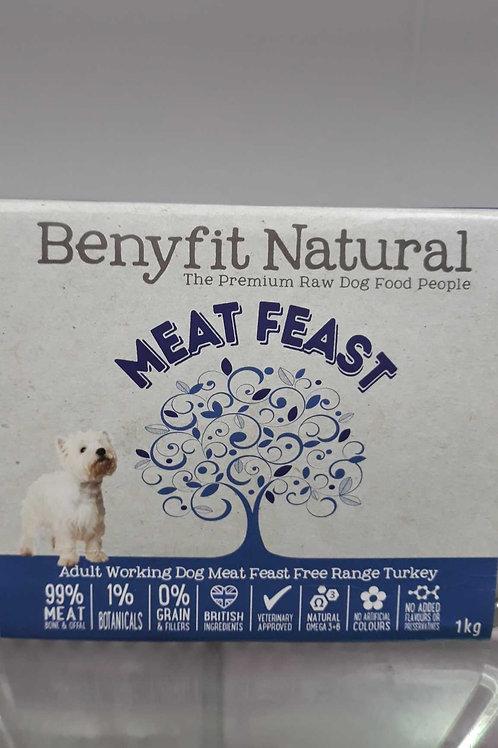 Benyfit Meat Feast 1kg