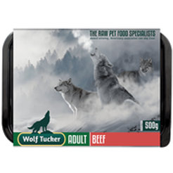 Wolftucker Adult Beef 500g