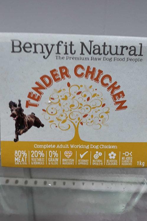 Benyfit natural Tender Chicken 1kg
