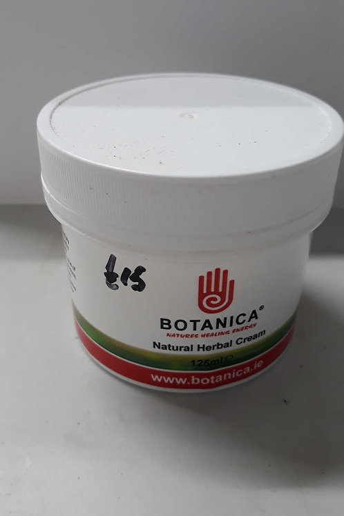 Botanical Natural Herbal Cream 125ml
