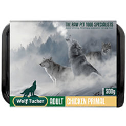 Wolftucker Chicken Primal 500g