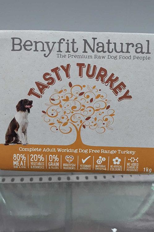 Benyfit Natural Tasty Turkey 1kg
