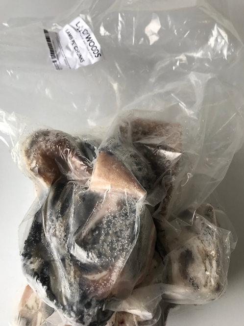 Landywoods Lamb tripe chunks 1kg