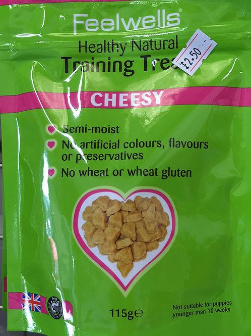 Feelwells Training Treats Cheesy