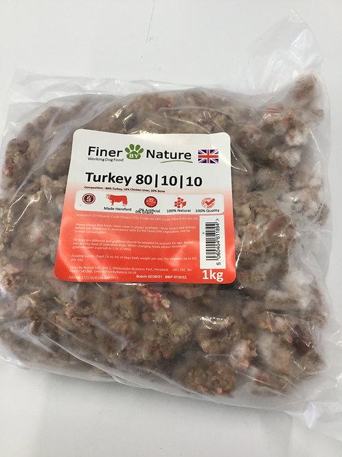 Finer by nature turkey 80.10.10 kg