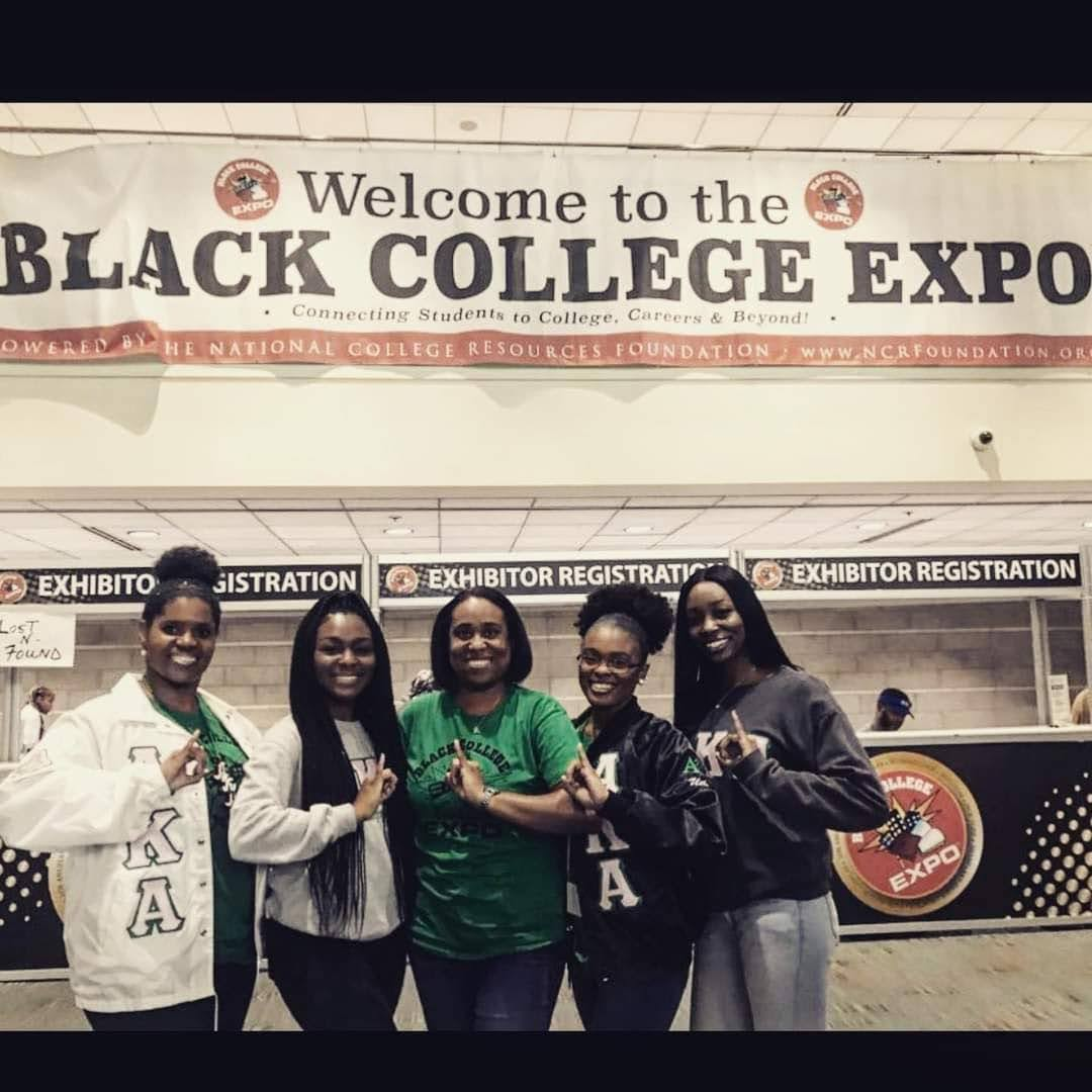 Black College Expo 2020