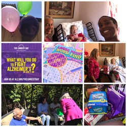 Alzheimers support and awarness