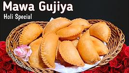 Mawa Gujiya