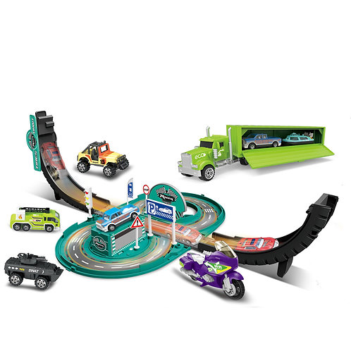 Car Racing Play-Set