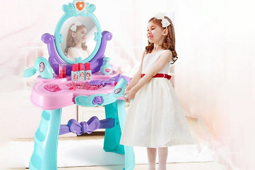 Princess Dressing Table (with Light and Sound)