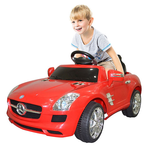 MERCEDES BENZ MP3 KIDS RIDE ON CAR ELECTRIC BATTERY TOY