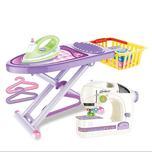 Ironing & Sewing Play-Set