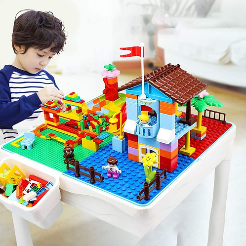 Multi-Function Building blocks Table