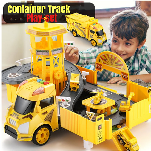 Container Track Play-Set
