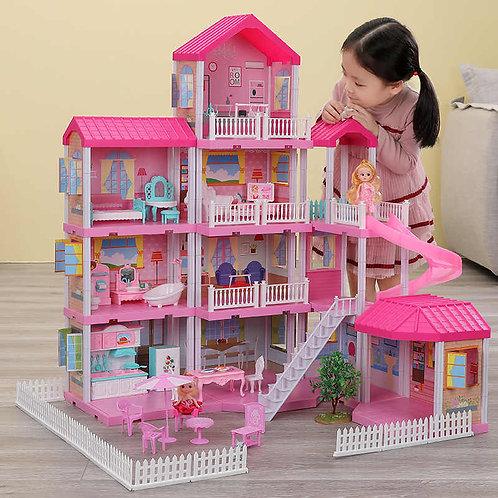 Dream-House Building Play-Set