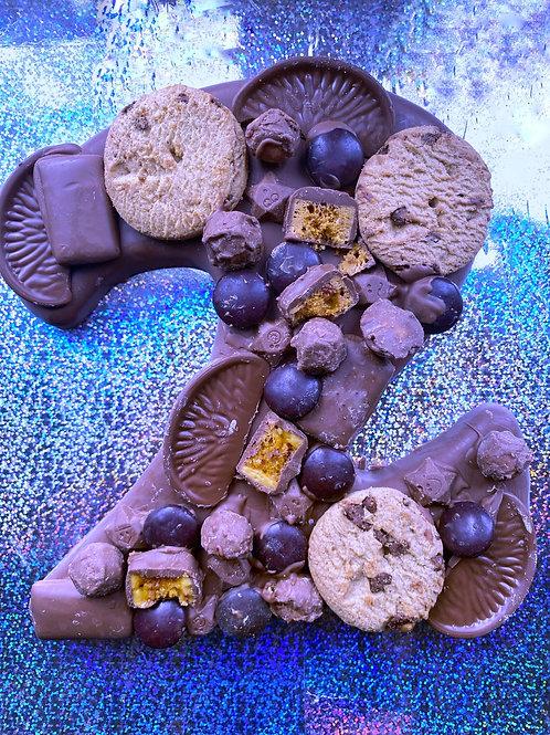 Chocolate Nom-bres
