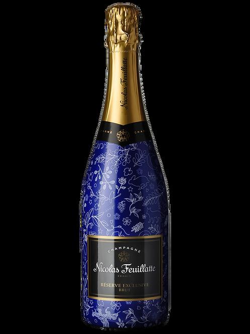 Bouteille de Champagne Nicolas Feuillate Brut