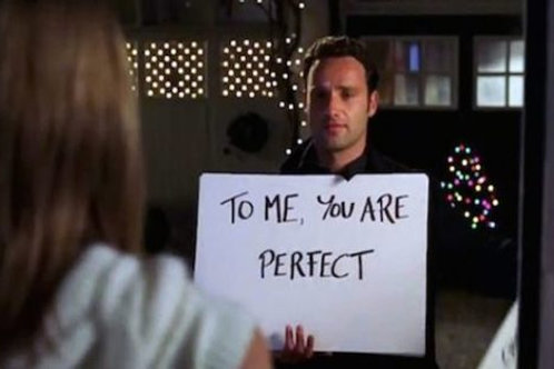 Déclaration Love Actually